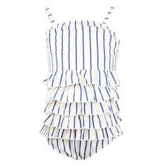 Mini Rodini - Frill Swimsuit