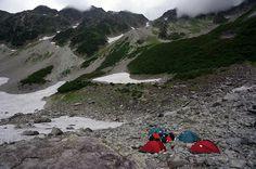 Northern Alps, Japan. 2014