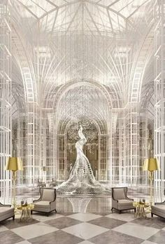 Image result for chanel hotel paris lobby