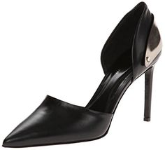 Delman Women's Brice Dress Pump,Black/Steel Calfskin/Mirrored Metallic,5 M US Delman http://smile.amazon.com/dp/B00JQHUIHS/ref=cm_sw_r_pi_dp_5XDXub1RJZSYX