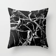 Buy Marble Throw Pillow by Patterns and Textures. Worldwide shipping available at Society6.com. Just one of millions of high quality products available.