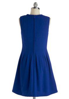 Pleat of My Heart Dress, #ModCloth