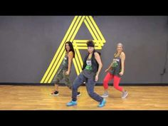 "▶ REFIT® Revolution: ""Shake Your Body"" Michael Jackson - YouTube"