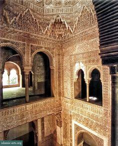 Torre de Las Infantas. Alhambra