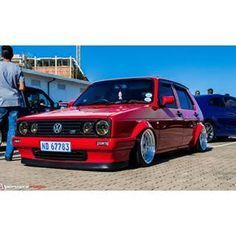 vw velocity golf with bbs mags - Google Search