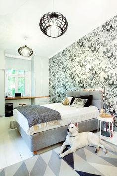 Bedroom in Scandinavian Style Ideas for Scandinavian Bedroom Design 05