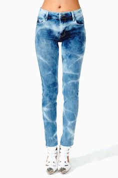 Cloud Chaser Skinny Jeans