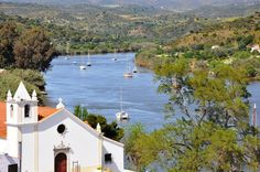 Alcoutim, Portugal. Blissfully peaceful.