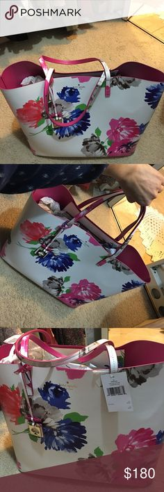 Kate spade New York Used just once! Extra large bag, in perfect condition. kate spade Bags Totes