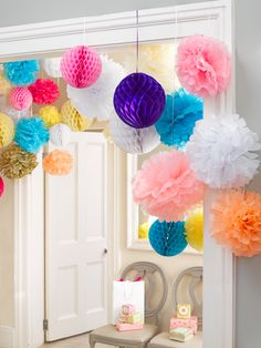 Such fun and so colourful! Love this idea for a 21st or baby shower.
