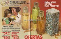 Antigo Catálogo Avon - Campanha 07/1977