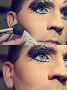 Drag Makeup Tutorial...
