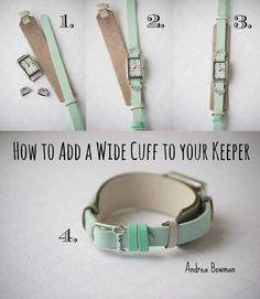 How to Add a Wide Cuff to Your Keeper keepcollective.com/with/mariahwattendorf BUY JOIN SELL! Join my team today! https://www.facebook.com/groups/824982367646570/