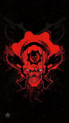 Gears of War Rockstar Energy Drink Más Gear S, Cool Gear, Soldado Universal, Gears Of War 3, Rockstar Energy Drinks, War Tattoo, Gas Monkey, Best Iphone Wallpapers, God Of War