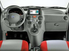 Fiat Panda 2003. - 2012. Fiat Panda 4x4, Dashboards, Automobile