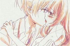 Nagisa x Kayano    Nagikae    Assassination Classroom