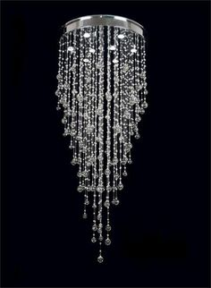 Kl 6107 8 Light Crystal Chandelier MD9550/8C