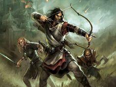 desktop wallpaper for warrior, 259 kB - Payton Brook