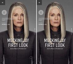 Hunger Games Exclusives: Mobile Magazine on App Design Served