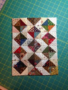 HST little quilt                                                                                                                                                                                 More