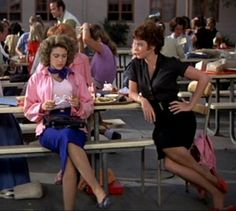 Grease Pink Lady Fashion