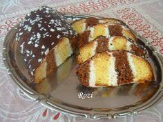 Rozi Erdélyi konyhája: Méteres kalács Cake Decorating, French Toast, Breakfast, Food, Decoration, Baking, Morning Coffee, Dekoration, Essen