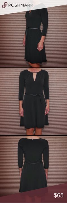 """Ann Taylor Dress - Size 0 NWT Ann Taylor Dress, size 0. Length 33""""/waist 13"""" across/ bust 15"""" across. 94% polyester/6% spandex. No trades or off-Poshmark transactions. Thanks and happy Poshing!! Ann Taylor Dresses Mini"""