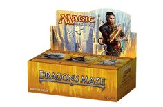 MTG: Dragons Maze   Booster Pack