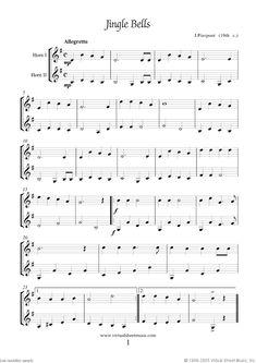 jingle bells sheet music pdf easy