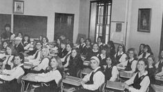 Mount De Sales Academy, Catonsville, Md. ~ French class