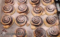 Extra gyors kakaós csiga recept konyhájából - Receptneked.hu Ale, Sweet Tooth, Muffin, Breakfast, Food, Morning Coffee, Ale Beer, Essen, Muffins