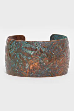 Sienna Copper Bracelet