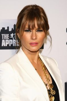 "melania trump   Melania Trump Melania Trump attends ""The Celebrity Apprentice"" Season ..."