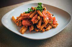 Fit & Fast Kitchen: Penne z awokado