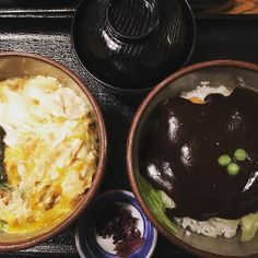 子膳初めてのデミカツ丼ᵵ (ꌂ)Շ #カツ丼