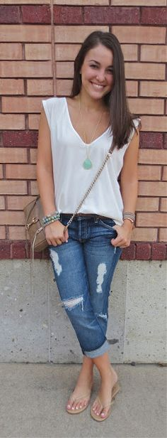 French Cuff Boutique: Daily Fashion Flash: Lessons in Layering