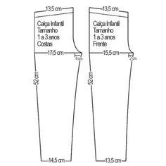 moldes de calças legging com tecido reutilizado