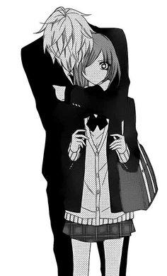 Cute hug~
