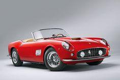 Ferrari 250 GT California Spider SWB (1961) | Die 21 teuersten Klassiker-Auktionen - Bilder - autobild.de