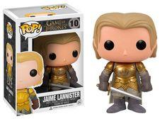 Cabezón Juego de Tronos: Canción de hielo y fuego. Jaime Lannister. Serie 2. Funko POP Televisión. Funko