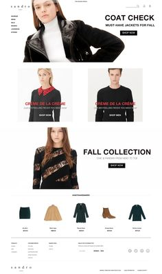 Check Coat, Fall Collections, Sandro, Parisian, Ecommerce, Must Haves, Shop Now, Ready To Wear, Spirit