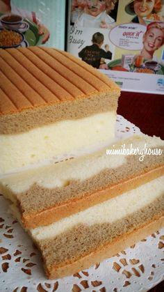 MiMi Bakery House: The Ogura Craze : Coffee Ogura Cake 咖啡相思蛋糕 [01 May 2015]