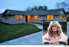 Where They Grew Up: Celebrities' Childhood Homes