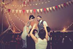 DIY Style Barn Wedding - Rustic Wedding Chic