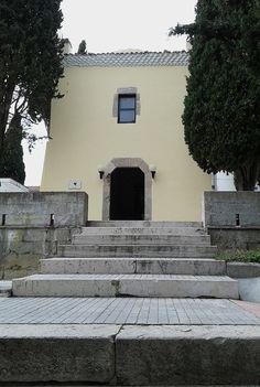Larino, Cappella S. Primiano e scale di accesso