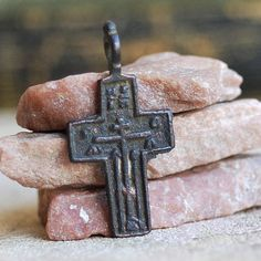 antique or vintage cross probably XIXth cent by CoolVintage