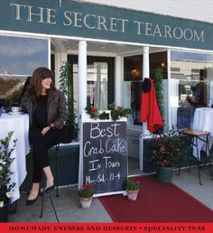 The Secret Tearoom, Greensboro, NC