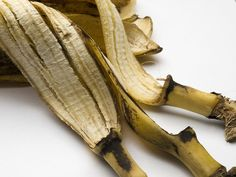 Kanelstrand: Banana Peels Against Acne