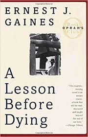 In his first novel in ten years, Ernest Gaines, the highly acclaimed author of the best-selling The Autobiography of Miss Jane Pittman, brings us a wrenching story of death and identity in a small Cajun Louisiana community in the late 1940s. A young black named Jefferson is a reluctant party in a shoot-out in a liquor store in which the three other men involved are all killed, including the white store owner.