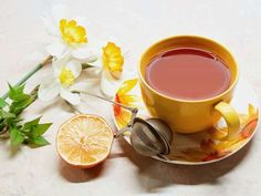 Invitatie la ceai (Invitation to tea) (Richard Clayderman - Hungarian Sonata) Home Remedies For Diarrhea, Natural Home Remedies, Herbal Remedies, Tea Wallpaper, Orange Wallpaper, Fleur Orange, Fruit Tea, Apple Pear, Tea Time